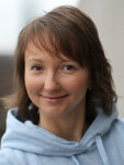 Die Trainerin Nadja Hahn